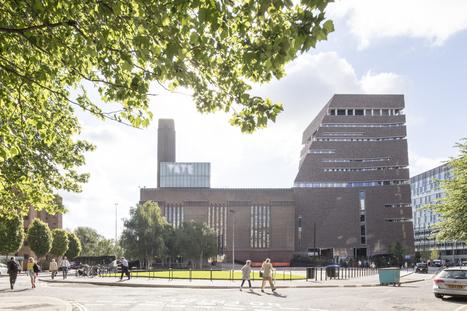 Galería: Extensión del Tate Modern de Herzog & de Meuron, bajo el lente de Laurian Ghinitoiu | retail and design | Scoop.it
