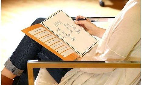 Rocketbook: Un cuaderno que digitaliza y respalda tus notas para luego borrar sus páginas en el microondas | Tecnología 2015 | Scoop.it