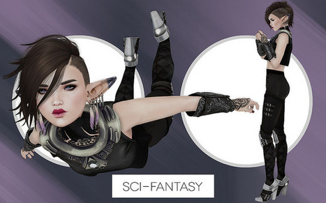 sci-fantasy on Flickr. These Celestial eyes from... | Cora Pomilio | SL Fashion Addicts Anonymous | Scoop.it