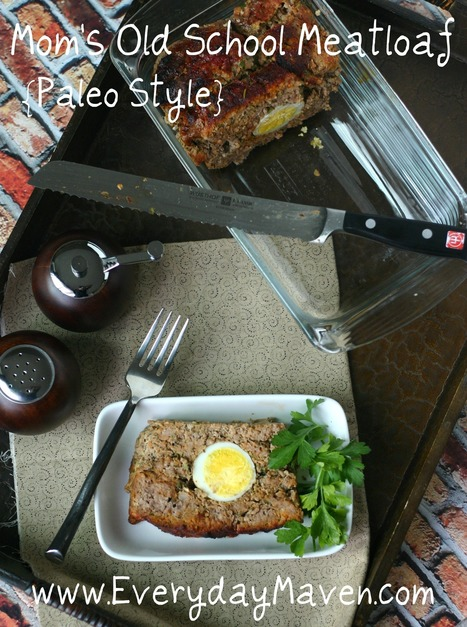 Paleo Meatloaf Recipe | Nutrition, Health and Overall Performance | Scoop.it