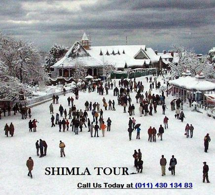 Nar Globle India - How to Get Amazing Shimla Tour Packages? | Tour Holiday Packages India | Scoop.it