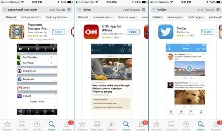 La prossima settimana, Apple cambierà la ricerca in App Store - iSpazio | Innovazione & Impresa | Scoop.it