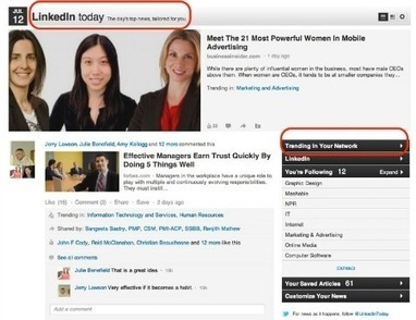 TRENDING - Get famous on LinkedIn – trending in your network | Social mobile and local marketing | Scoop.it