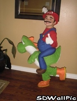 Super Mario Real Boy | Free HD Desktop Wallpapers Download Online | Funny Pic And Wallpapers | Scoop.it