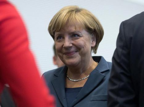 Anne Applebaum: Angela Merkel does leadership without drama | Leadership | Scoop.it