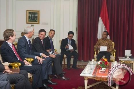 Pimpinan perusahaan AS temui Presiden Jokowi | DuPont ASEAN | Scoop.it