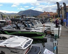 The Kelowna Yacht Club is celebrating its 16th annual Boat & Leisure Show this ... - Castanet.net | I love boating | Scoop.it