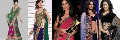 Bollywood Inspired Sarees – Innovating the Newly Inspired Fashion the Bollywood Style   Women's Fashion   Scoop.it
