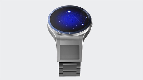 Lenovo Magic View, une smartwatch à deux écrans | Geeks | Scoop.it