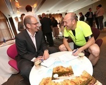 Network on two wheels with CYCLE TO MAPIC - Retail Gazette | MAPIC Press Mentions | Scoop.it