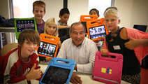 Te veel paniek over kleuters met iPads | innovation in learning | Scoop.it