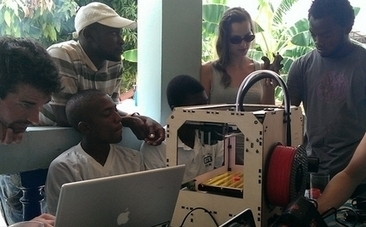 How 3D Printers Are Helping Save Lives in Haiti | Replika | Scoop.it