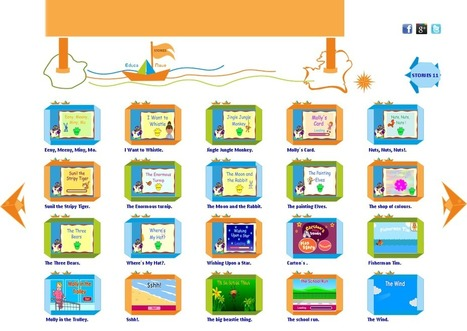 Cuentos gratis en Inglés nivel intermedio. Web BBC - Educanave. | LEARN ENGLISH | Scoop.it
