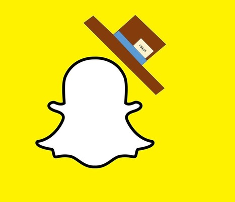How to use Snapchat as a journalist - Interhacktives   Narration transmedia et Education   Scoop.it