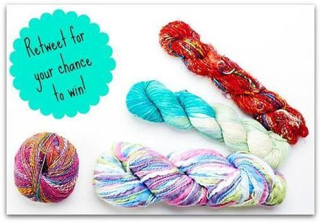 Tweet from @LetsGetCrafting | Knitting News | Scoop.it