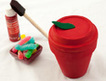 Back-to-school apple crafts - SheKnows.com | Fine Arts in Education | Scoop.it