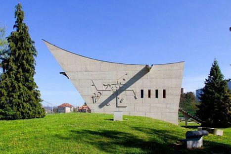 Firminy, la cité méconnue de Le Corbusier   design-beton   Scoop.it