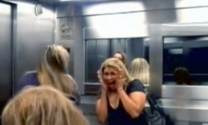 Brazilian hidden camera elevator prank may be scariest ever [video] | Scottish Tourism | Scoop.it