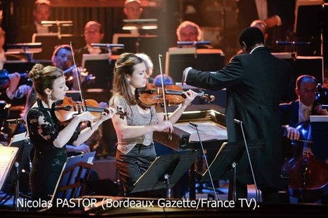 Quatre violonistes bordelais ont fait scintiller l'art du violon - Bordeaux Gazette actualités et informations Bordeaux CUB | Bordeaux Gazette | Scoop.it