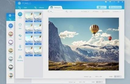 Pomelo : logiciel gratuit pour modifier et amél... | photo : Gratuit | Scoop.it