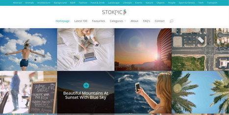 StokPic es un banco de imágenes gratis con cientos de estupendas fotografías. | e-Learning, Diseño Instruccional | Scoop.it