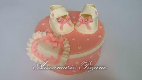 Cake Topper Battesimo   Cake Design e Decorazioni Torte   Scoop.it