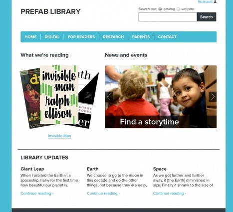 Tame The Web | Library education news | Scoop.it