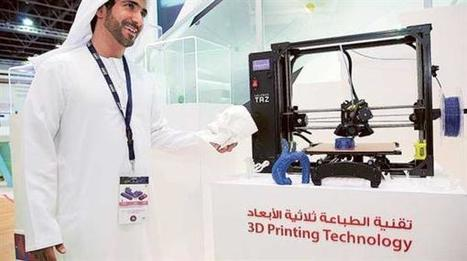 By 2017 all Dubai hospitals will be using 3D printing for pre-surgical models and more   3D Printing & Health - Impression 3D & Santé   Scoop.it