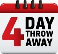 4-Day Throw Away | Nutrition, Food Safety and Food Preservation | Scoop.it