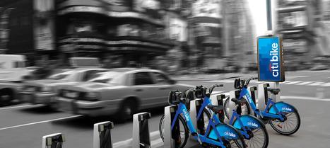 Citi Bike | Your bike sharing system in New York City | Urban Life | Scoop.it