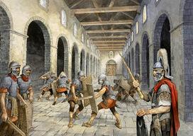 CASTRA IN LUSITANIA: La legión romana: El reclutamiento | Asociación Pensamiento y Cultura de la Antigüedad | Scoop.it