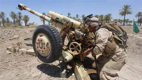 Iraq Military Situation Report - Brookings Institution (blog)   NGOs in Human Rights, Peace and Development   Scoop.it