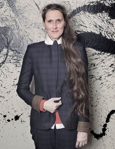 Fabienne Verdier : « Chaque tableau est un miracle » - Elle | Apprendre la calligraphie | Scoop.it