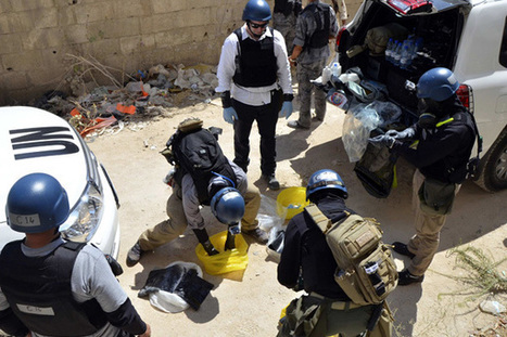 UN Syria chemical weapons report: What will it say? (+video) | Syria | Scoop.it