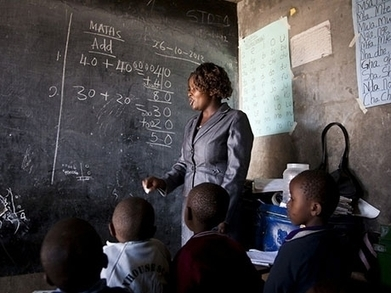 Innovative Education: A Look at Training Teachers in Kenya | educational technology | Scoop.it