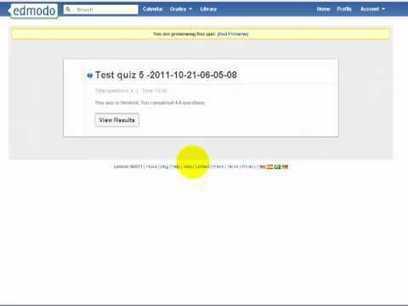 Edmodo | Edmodon käyttö kurssin oppimisympäristönä | Scoop.it