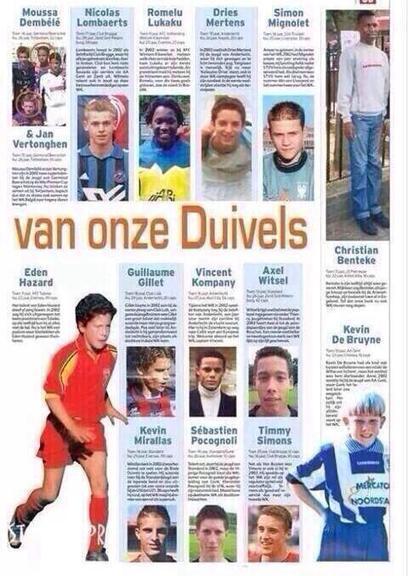 World Cup Spotlight: Belgium - Impact Magazine | Belgium in 2014 World Cup | Scoop.it