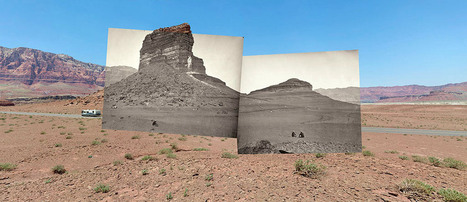 Mark Klett : Re-photographing the American West | What's new in Visual Communication? | Scoop.it