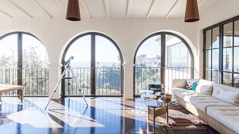 Maison de rêve à Los Angeles | Construire sa maison avec un architecte | Scoop.it