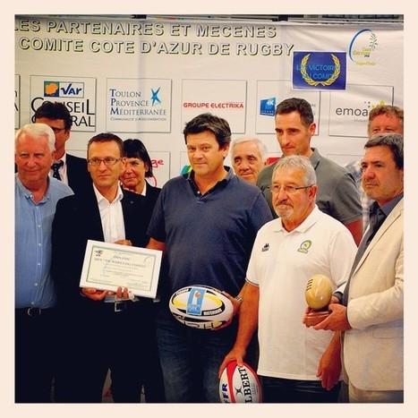 Comite Cote d'Azur Rugby FFR @ctcazrugbyffr   Websta   carqueiranne   Scoop.it