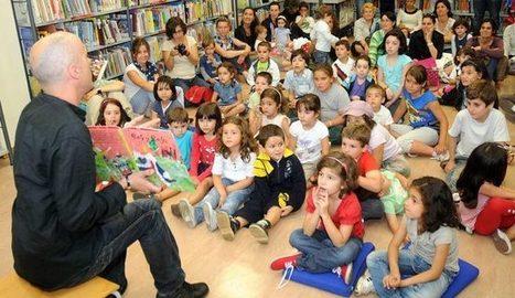 Cambados promociona el libro y la lengua gallega con cuentacuentos | Las lenguas en el aula | Scoop.it