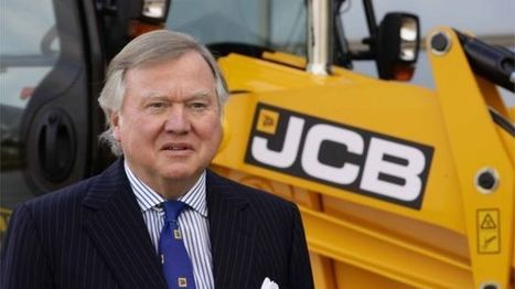 JCB to leave CBI 'over Brexit stance' - BBC News | Y2 Micro: Business Economics and Labour Markets | Scoop.it