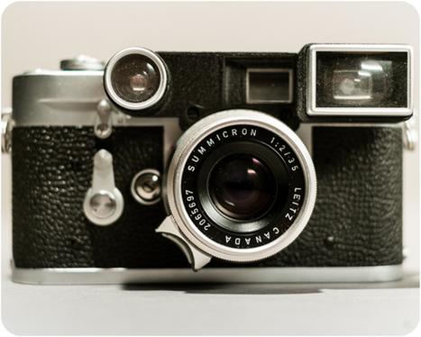 Leitz Summicron 35mm f/2 Type I | Camera Bag | Scoop.it