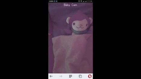 Build a Low-Light Streaming Video Baby Monitor With a Raspberry Pi | Raspberry Pi | Scoop.it