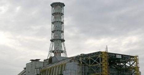 Incendie de forêt en Ukraine à proximité de la centrale de Tchernobyl | Nucleaire | Scoop.it