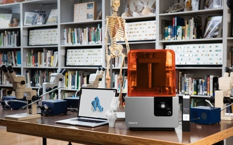 Universities Partnering with Others to Transform Education and Change Lives With 3D Printing | Higher Education | Scoop.it