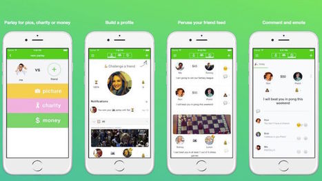 Parlay Lets You Challenge Your Friends to a Little Wager | iPhones and iThings | Scoop.it