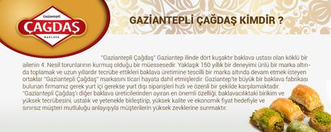 Gaziantep Baklava 4 Kuşaktır Meşhur Gaziantep Baklavası Sipariş Ver | yalcincatar | Scoop.it