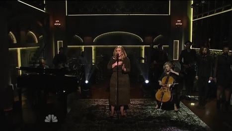 Streamable - Adele on SNL audio only her mic | Winning The Internet | Scoop.it