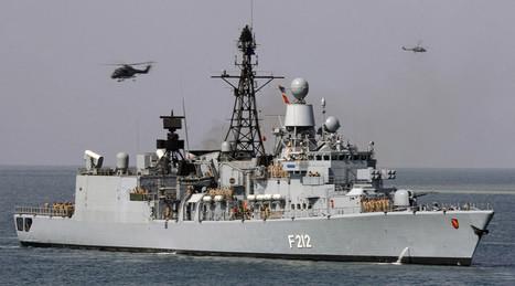 NATO sends warships to Aegean Sea to combat migrant trafficking | Saif al Islam | Scoop.it